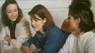 Isabelle Legrand in College Dormitory (1984) (France)